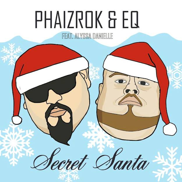 Phaizrok EQ Secret Santa The Cypher Effect