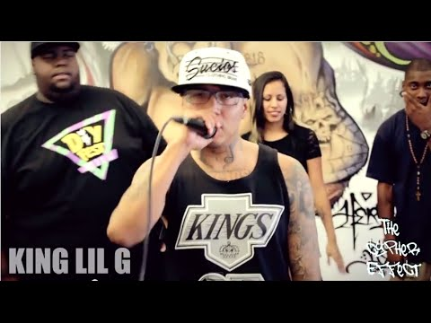 ALBUM: King Lil G – 90's Kid | The Cypher Effect