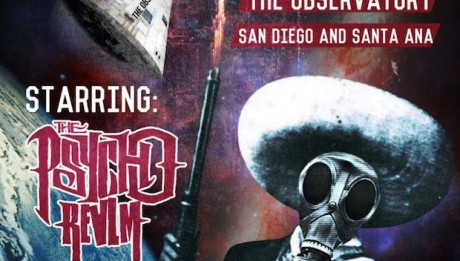 Psycho Realm Psycho de Mayo The Cypher Effect