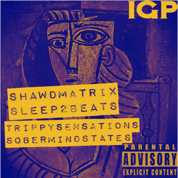 Shawd Matrix & Sleep2Beats – Trippysensations Sobermindstates EP