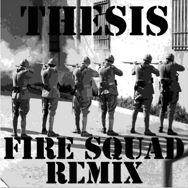 Thesis and fire