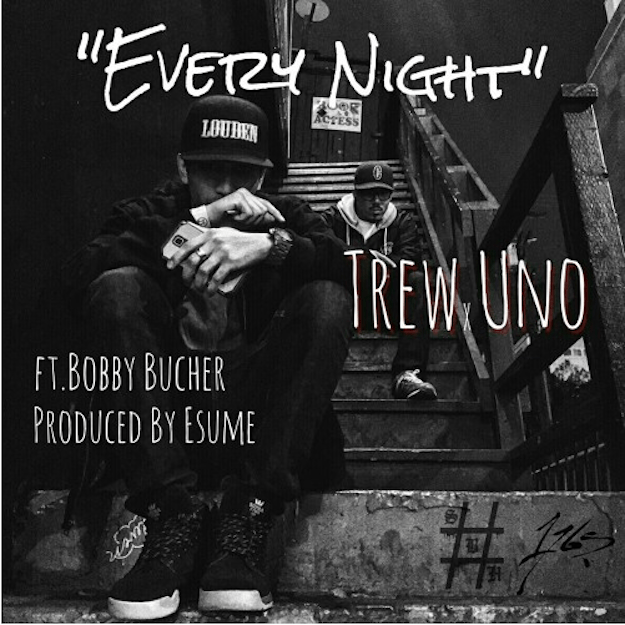 Trew Uno – Every Night ( Feat. Bobby Bucher )