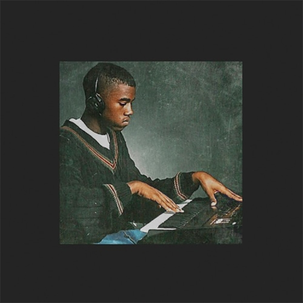 Kanye West – Real Friends / No More Parties In LA ( Snippet )