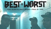 Cool Nutz – Best & Worst [ Remix ] ( Feat. Slum Village And Bosko )