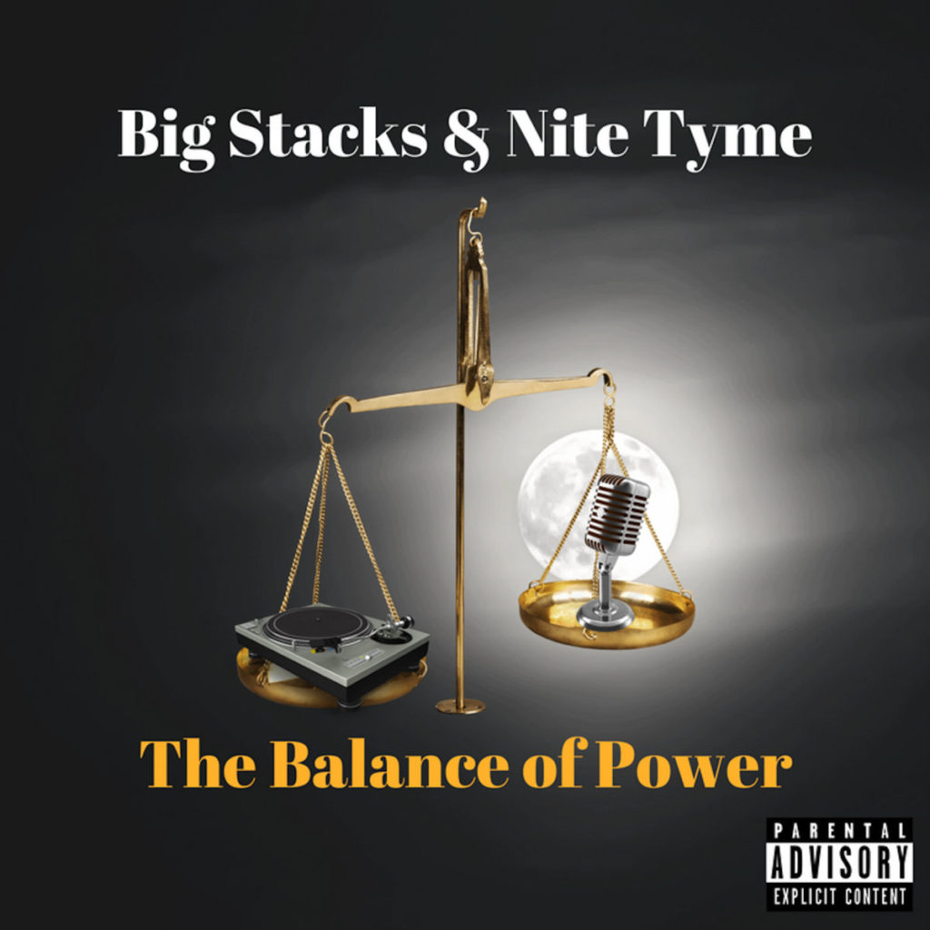 Big Stacks x Nite Tyme - The Balance Of Power (Album)