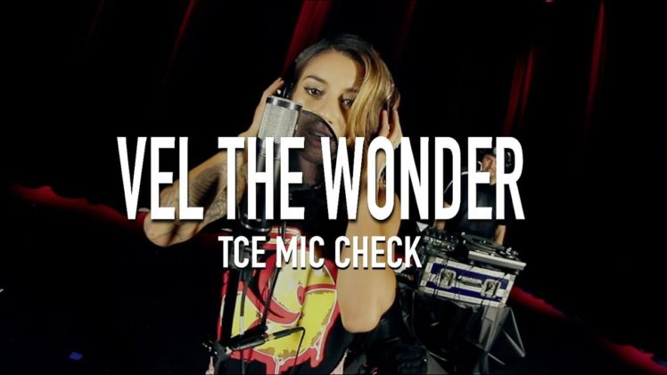 TCE Mic Check: Vel The Wonder – Backseat ( Feat. DJ Ethos )