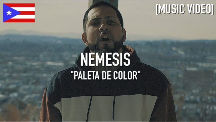 Nemesis – Paleta De Color