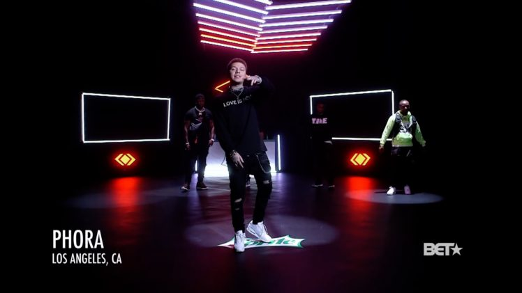 2018 BET Awards Cyphers: Phora and more!