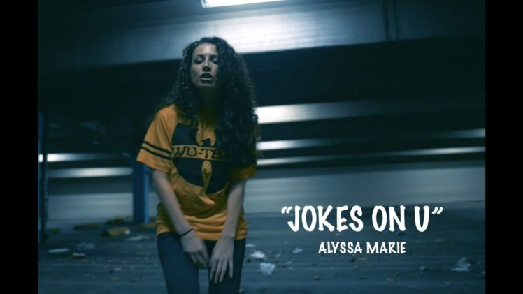 Alyssa Marie – Joke's On U