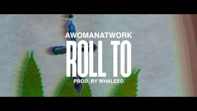AWomanAtWork – Roll To