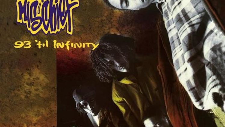 Hip Hop History: Souls Of Mischief Released '93 'Til Infinity' On September 28, 1993