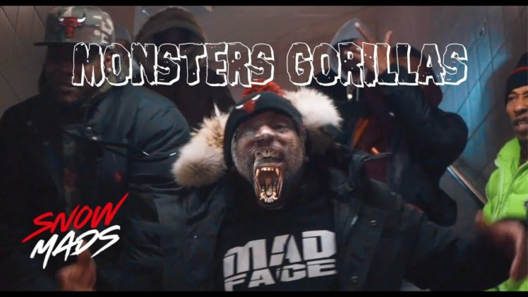 Onyx – Monsters Gorillas Feat. ( Knuckles N.B.S.)