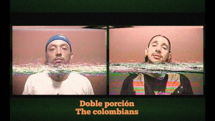 Doble Porción & The Colombians – Caos